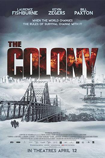 دانلود زیرنویس فیلم The Colony 2013