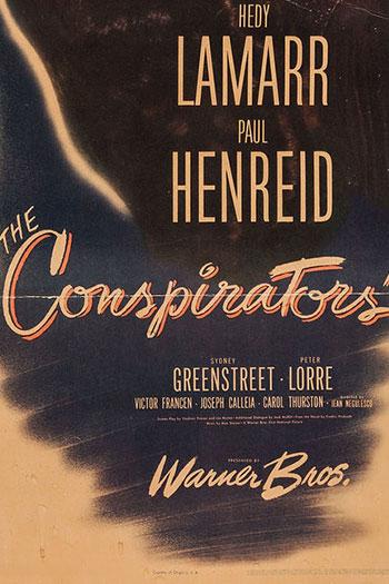 دانلود زیرنویس فیلم The Conspirators 1944