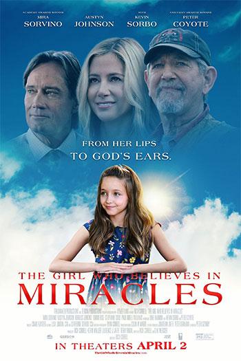 دانلود زیرنویس فیلم The Girl Who Believes in Miracles 2021
