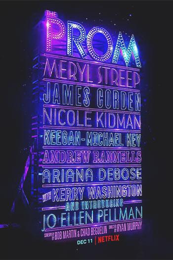 دانلود زیرنویس فیلم The Prom 2020