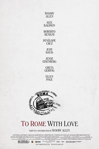دانلود زیرنویس فیلم To Rome with Love 2012