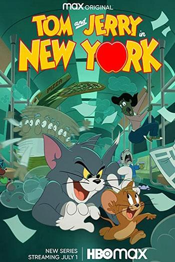 دانلود زیرنویس انیمیشن سریالی Tom and Jerry in New York