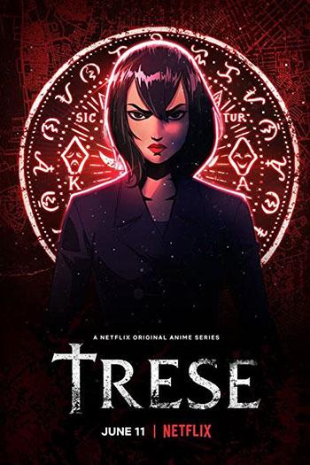 دانلود زیرنویس انیمیشن سریالی Trese