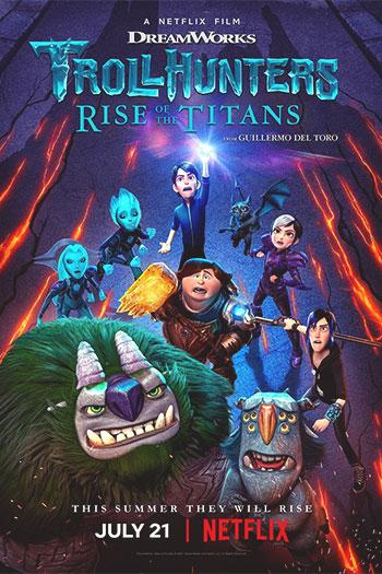 دانلود زیرنویس انیمیشن Trollhunters: Rise of the Titans 2020