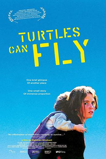 دانلود زیرنویس فیلم Turtles Can Fly 2004