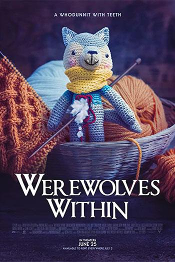 دانلود زیرنویس فیلم Werewolves Within 2021