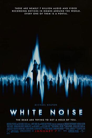 دانلود زیرنویس فیلم White Noise 2005