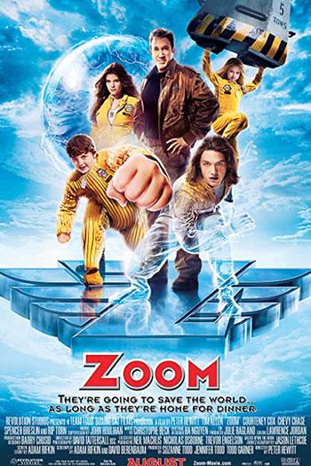 دانلود زیرنویس فیلم Zoom 2006