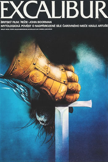 دانلود زیرنویس فیلم Excalibur 1981